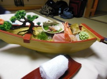 A boat of yummies!