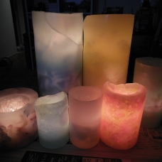 more candles.. i did not make these
